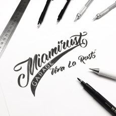 Miamirust Logo Sketch-2