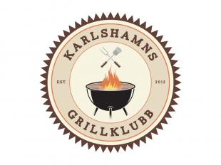 Karlshamns Grillklubb Logo